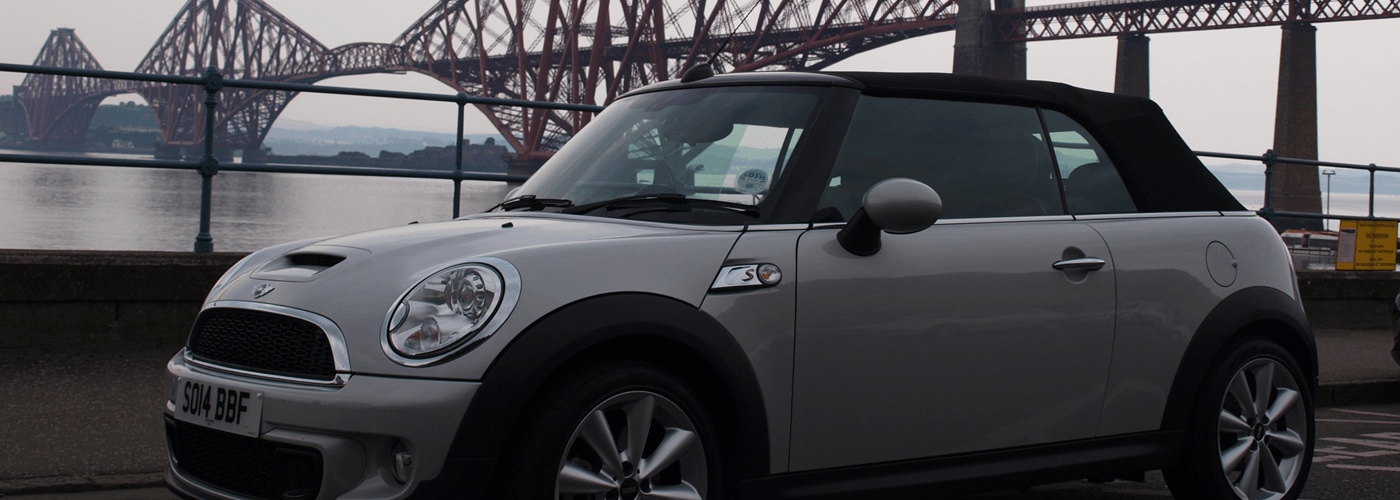 Mini hire with Edinburgh Car Rental