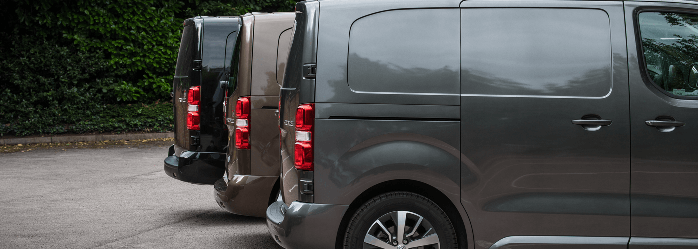 Edinburgh Car Rental also offer a range of vans and commercial vehicles