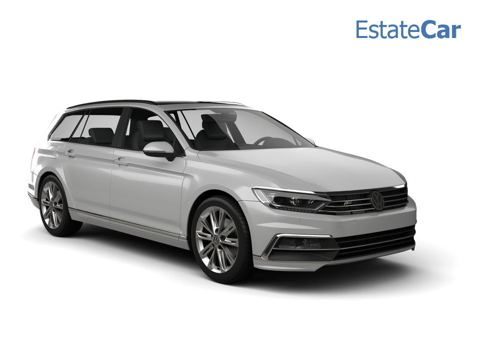 Hire an estate car with Edinburgh Car Rental.