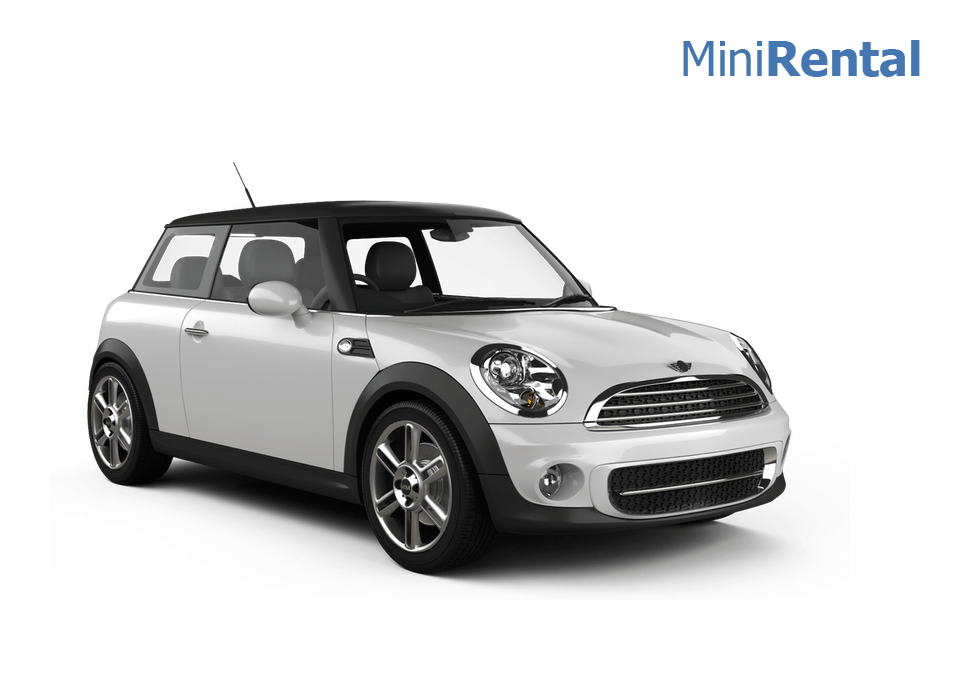 Hire a Mini with Edinburgh Car Rental.