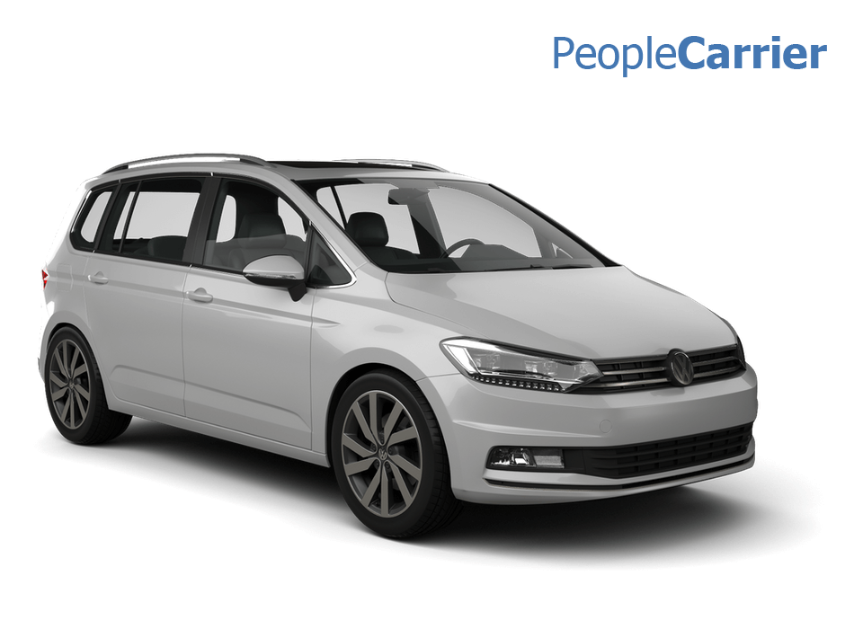 Hire a people carrier with Edinburgh Car Rental.