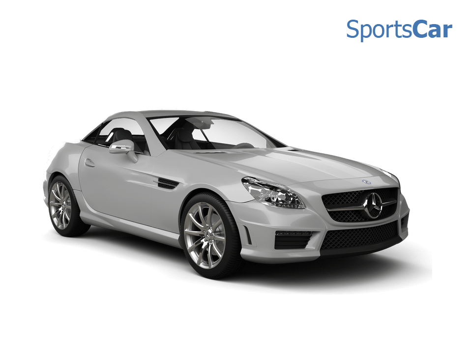 Hire a sports car with Edinburgh Car Rental.