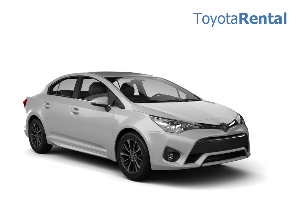 Hire a Toyota with Edinburgh Car Rental.