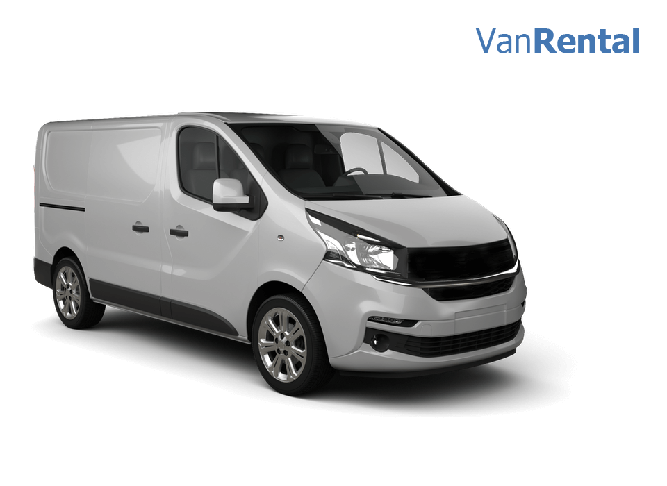 Hire a van with Edinburgh Car Rental.