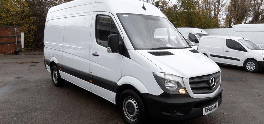 Large van hire with Edinburgh Car Rental
