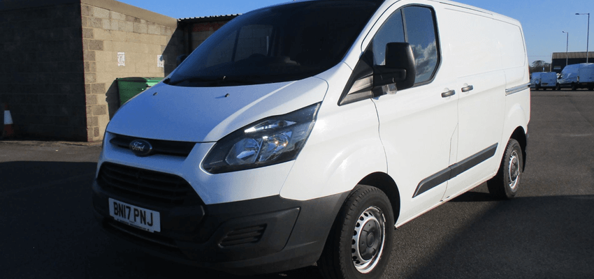Medium van hire with Edinburgh Car Rental