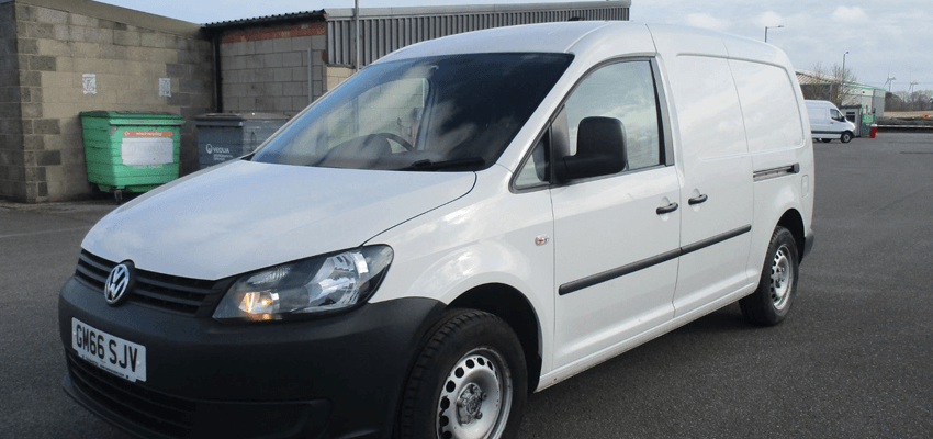 Small van hire with Edinburgh Car Rental